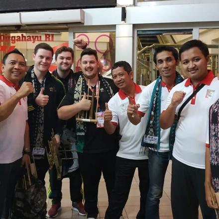 Warga Sriombo-Rembang Resmi Mewakili Indonesia di SEAGAMES PHILIPINA Mendatang